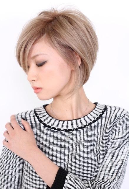 栗原貴史さんのヘアスタイルの写真。テーマは『PEEKABOO、peekaboo、ヘアスタイル、夏オススメ、mode、ボブ』