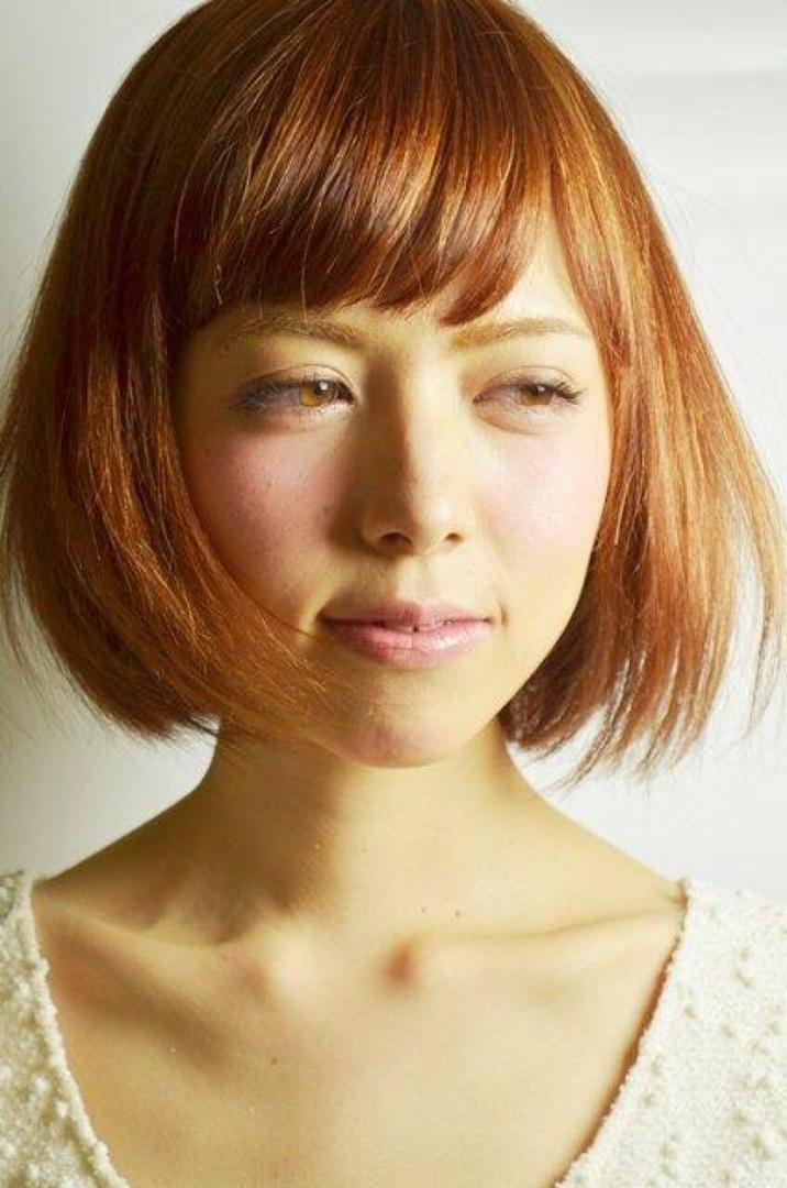 Kenji suzuki Tierraさんのヘアスタイルの写真。テーマは『ボブスタイル、tierraharajuku、Tierra-j、Tierraharajuku、鈴木健司、セピアカラー、質感、柔らかい質感、ショートバング、ボブ』