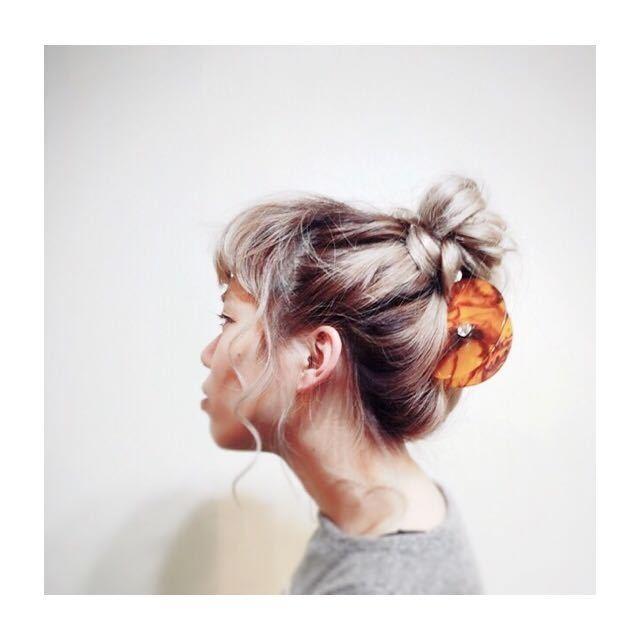 compass taichiさんのヘアスタイルの写真。テーマは『エフォートレス、ウエディング、ベビーバング、ハーフアップ、ショート、ボブ、レイヤー、ロブス、お団子、ヘアアレンジ』