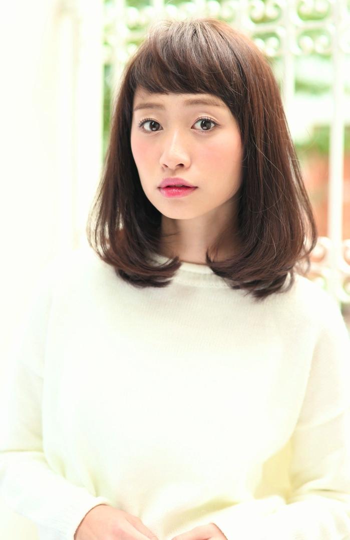 YuheiOda__Tierra-jさんのヘアスタイルの写真。テーマは『ベビーバング、ボブ、ロブ、エフォートレス』