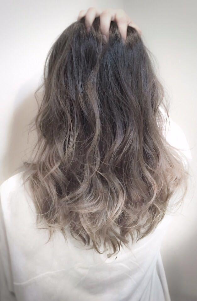 スガ シュンスケさんのヘアスタイルの写真。テーマは『ダブルカラー、ベージュ、ハイライト、グレージュ、ハイトーン、ダークトーン、透明感、外国人風、グラデーション、ヘアー、hair、ヘアアレンジ、アッシュ、暗髪、パーマ、ウェーブ、ウェーブパーマ、ニュアンスウェーブ、ワンカール、簡単スタイリング、マーメイドアッシュ、オリーブグレー、ラベンダー、ピンク、マッシュ、ショートヘアー、ショートボブ、ストレートパーマ、縮毛矯正、おフェロ、ショートバング、ベビーバング、パーティーアレンジ、お呼ばれヘア』