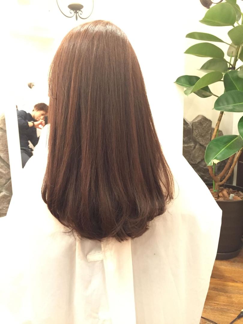 薄井 光弘さんのヘアスタイルの写真。テーマは『ヴェールカラー、cuzco、薄井光弘』