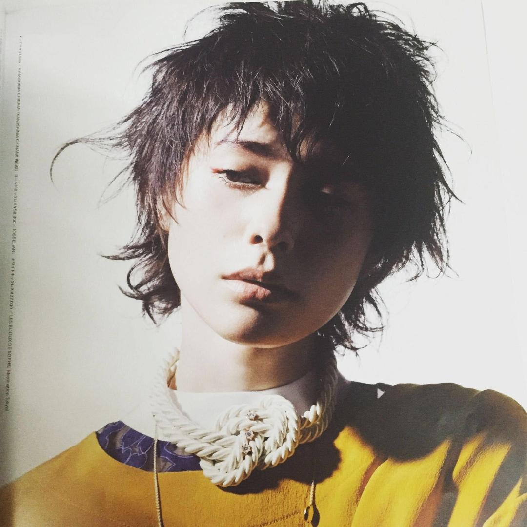 Kenji suzuki Tierraさんのヘアスタイルの写真。テーマは『ショートスタイル、ウルフショート、パーマスタイル、レイヤー』