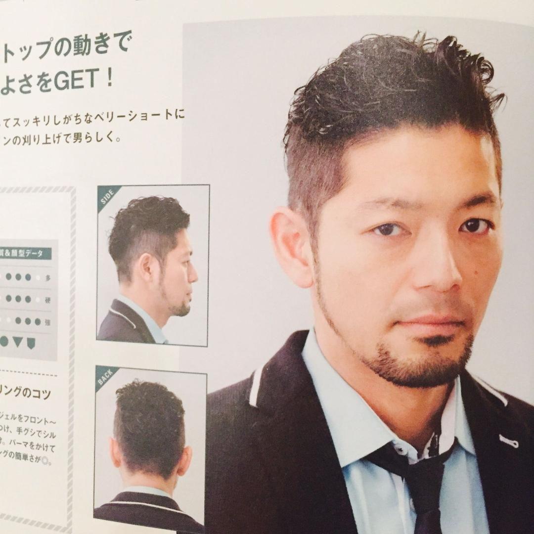 Kenji suzuki Tierraさんのヘアスタイルの写真。テーマは『メンズ、2ブロック、tierraharajuku』