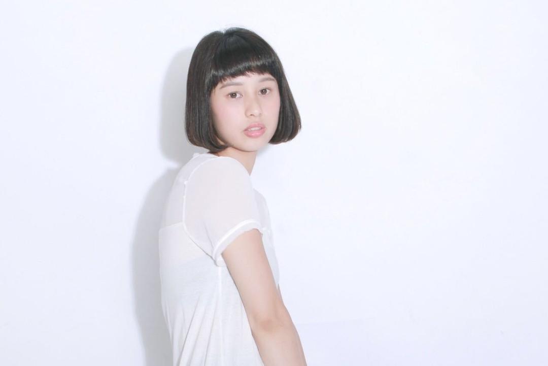 栗原貴史さんのヘアスタイルの写真。テーマは『ヘアスタイル、夏オススメ、トレンド、ボブ、PEEKABOO』