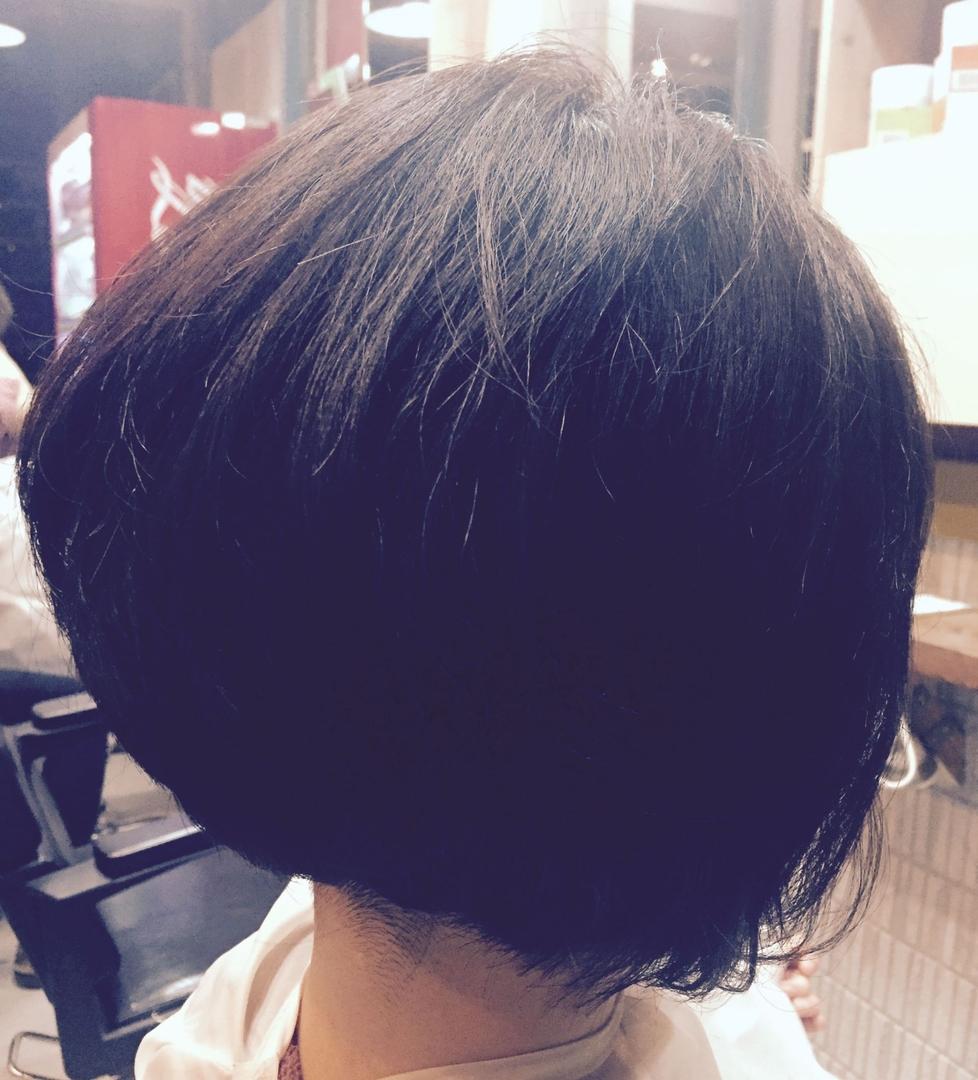 zyosehustepさんのヘアスタイルの写真。