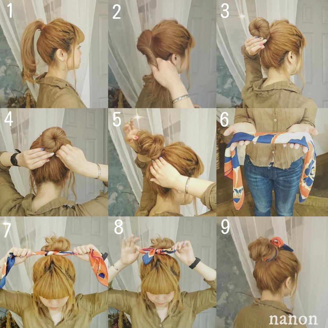浦川 由起江さんのヘアスタイルの写真。