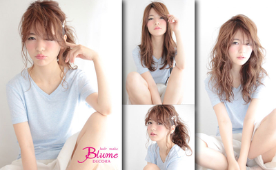 Blume DECORA【ブルーム デコラ】(池袋・巣鴨・田端・目白台/美容室)の写真