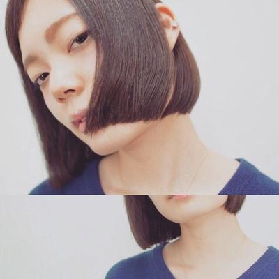 #浅井俊助 #gokan #撮影 #ヘアカット #表参道美容師 #表参道 #原宿 #モデル #ヘアアレンジ #サロモ #黒髪 #ボブ #おフェロ #メガネ #くせ毛風 #omotesando #harajuku #photo  #fashion #cutie #model #cool #trend #salon #jj #nice #hair #makeup #lips #bob  gokan omotesando. hair&make.stylist→浅井俊助 2015.12.04. #おフェロ #秋カラー #アッシュグレージュ #くせ毛風 #ショート