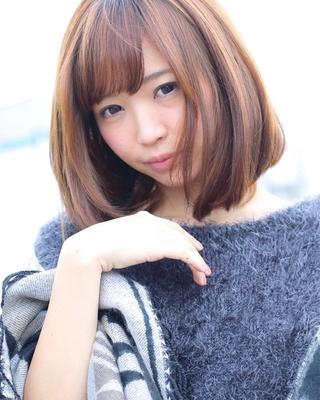 ブログhttp://takayuki-abe.blog.jp 予約http://beauty.hotpepper.jp/smartphone/slnH000047457/stylist/T000295056/ #秋カラー #パーマ #ボブ #ミディアム