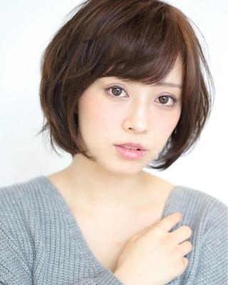 ブログhttp://takayuki-abe.blog.jp 予約http://beauty.hotpepper.jp/smartphone/slnH000047457/stylist/T000295056/ #秋カラー #パーマ #ショート #ボブ #ナチュラル