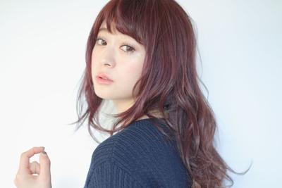 ブログhttp://takayuki-abe.blog.jp 予約http://beauty.hotpepper.jp/smartphone/slnH000047457/stylist/T000295056/ #おフェロ #パーマ #ヴァイオレットアッシュ #ロングヘア