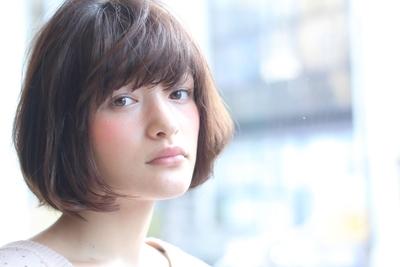 ブログhttp://takayuki-abe.blog.jp 予約http://beauty.hotpepper.jp/smartphone/slnH000047457/stylist/T000295056/ #ボブ #暗髪 #透明感 #ミディアム #おフェロ #arガール