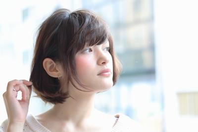 ブログhttp://takayuki-abe.blog.jp 予約http://beauty.hotpepper.jp/smartphone/slnH000047457/stylist/T000295056/ #ボブ #おフェロ #エフォートレス #透明感 #ミルク肌 #グレージュ