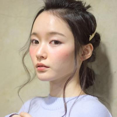 予約http://beauty.hotpepper.jp/smartphone/slnH000047457/stylist/T000295056/ #編み込み #ダークカラー #黒髪 #ヘアアレンジ #ロング