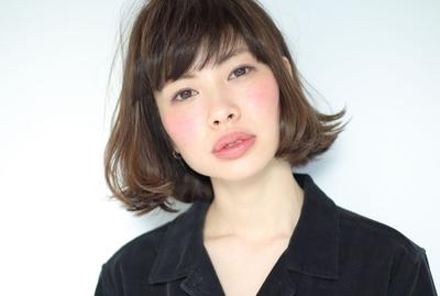 ブログhttp://takayuki-abe.blog.jp 予約http://beauty.hotpepper.jp/smartphone/slnH000047457/stylist/T000295056/ #外ハネ #ボブ #ヘアスタイル #前髪