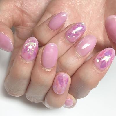 アートコレクション #フィルムネイル  ¥4980 #nail #nails #nailist #nailart #nailsalon #tokyo #shibuya #fashion  #life #like #love #instagood #instadaily #follow #followme #me #happy   #instanail #ネイル #ネイリスト #ネイルアート #ネイルデザイン #美甲 #pink  #spring #春ネイル #大理石 #透け感