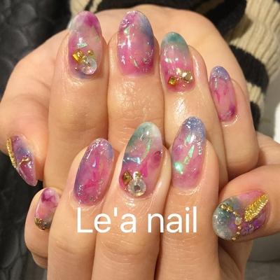 Le'a nail 【レアネイル】(心斎橋・天王寺・難波/ネイル)の写真