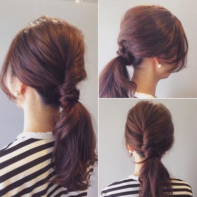#suecica#スエシカ#hair#hairmake#set#cut#桑園#桑園美容室#札幌#salon#sapporo#ヘア#ヘアメイク#アレンジ#簡単#ねじねじ