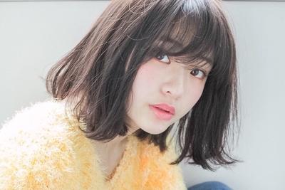 外ハネ春ヘア   http://cawaii-hair.tokyo/ray-1-gp-2016/?index=5  #AFLOAT  #外ハネ  #春ヘア #春カラー  #ボブ  #トレンド