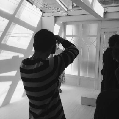 先日、ティエラs/sコレクションの撮影をやらせていただきました!!  近々スタイル写真アップします!!  #春ヘア #トレンド#コレクション#Tierraharajuku #抜け感# s/s