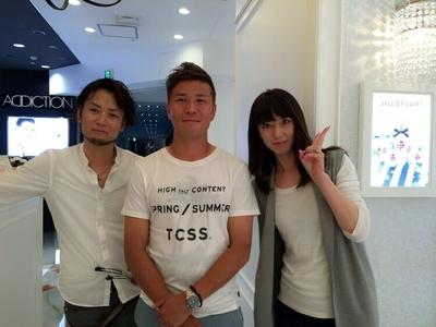 川崎フロンターレ 田坂選手(^-^)  ご来店いつも、ありがとうございます 次は試合見に行きまぁす(^-^)