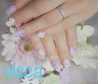 #フラワー #白 #鹿児島visca #ブライダル #結婚式 #3D #鹿児島ビスカ