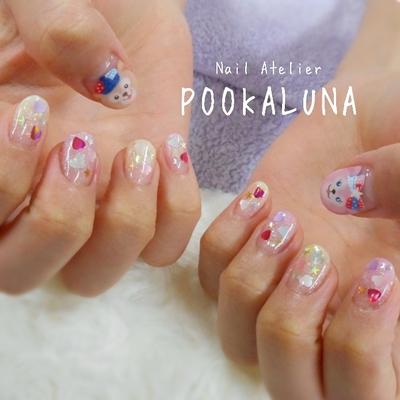 親指以外のお爪もキラキラで可愛いのです。  ダッフィー&シェリーメイ 15周年ver. ディズニーシーに行かれたお客様ネイルです。 可愛いお土産までありがとうございました(*^^*)  キャラクターアート 1000円~(1週間以上前のご予約お願い致します。)  #須賀川市 #ネイル #ネイルサロン #nail #naildesign #nailart #nails   #gelnails #美甲  #プーカルーナ #POOKALUNA #須賀川ネイル  #エースジェル #福島県  #ジェルネイル #gelart #須賀川 #ジェル #夏ネイル  #フィルイン #一層残し #ディズニー #disney #ダッフィーネイル #ダッフィー #シェリーメイ #シェリーメイネイル  #ディズニーシー #ディズニーネイル  #disneynails