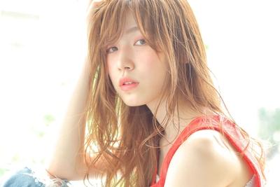 予約http://beauty.hotpepper.jp/smartphone/slnH000047457/stylist/T000295056/  #ロング #夏ヘア #ナチュラル #メイク #透明感 #ヘアスタイル  #ウェット #ツヤ髪