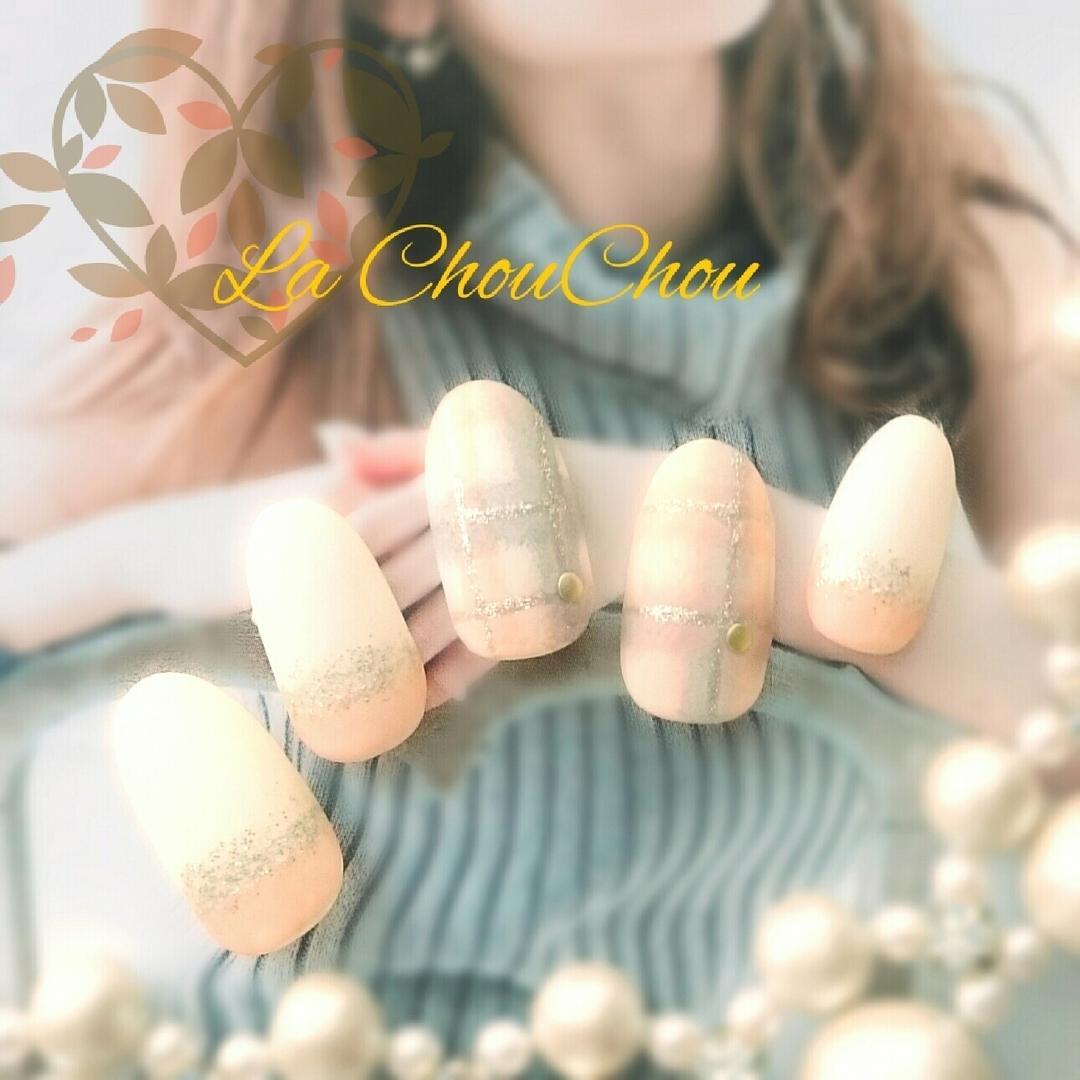 Naopi ~La ChouChou~さんのネイルデザインの写真。テーマは『nail2016w、ブランケットネイル、オフィスネイル』
