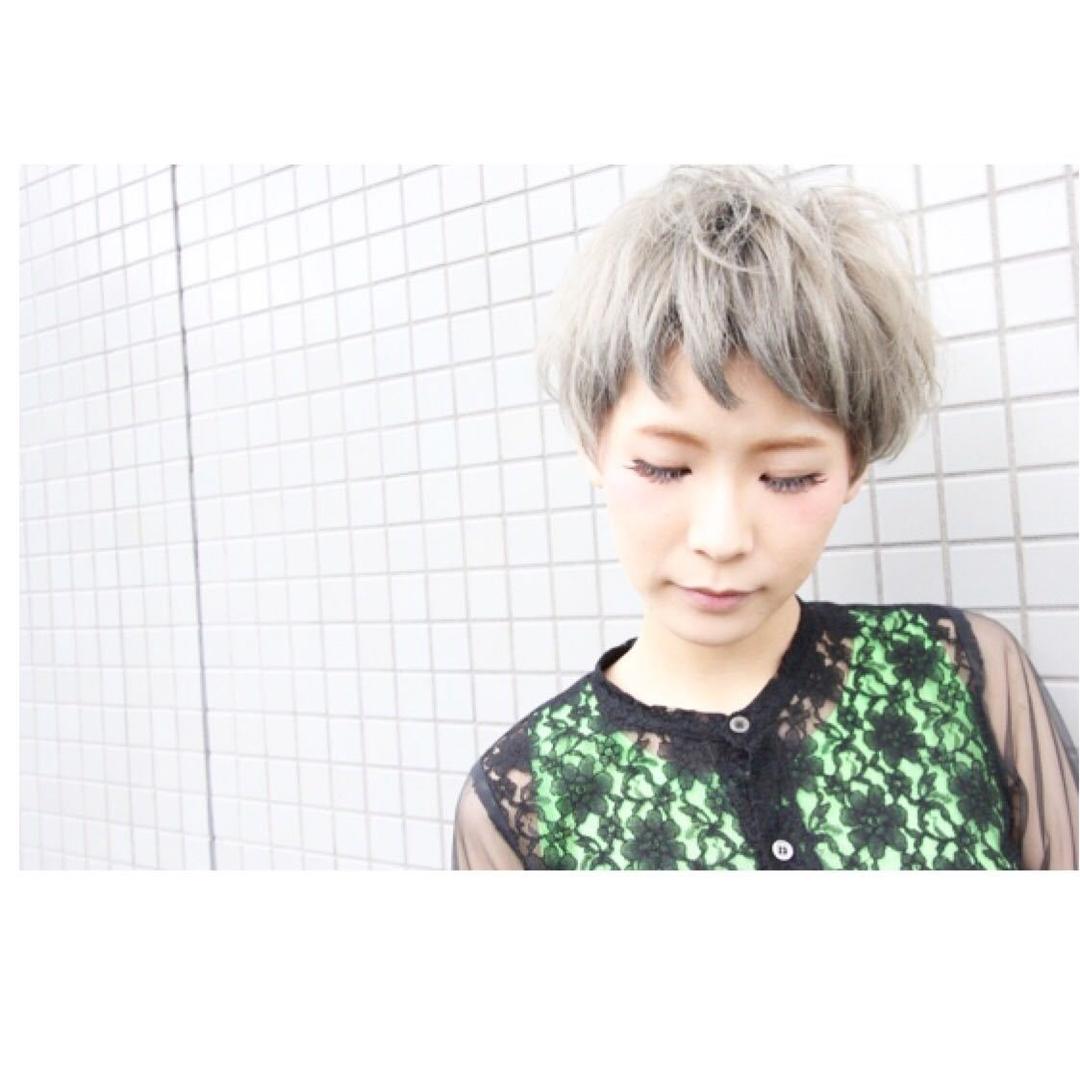 compass taichiさんのヘアスタイルの写真。テーマは『hair2016w』