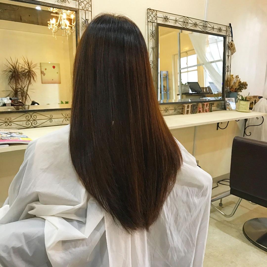 YUSUKE NAKAMURAさんのヘアスタイルの写真。テーマは『美髪、winter、ロング、軽めの』
