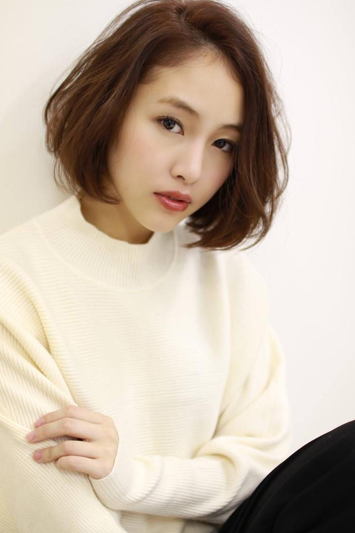 大柳 浩輝さんのヘアスタイルの写真。