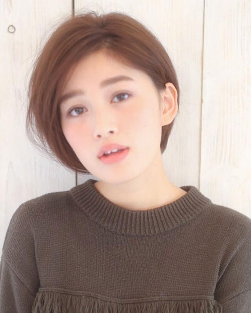 tierra / yuuichi machidaさんのヘアスタイル 『大人可愛いショート