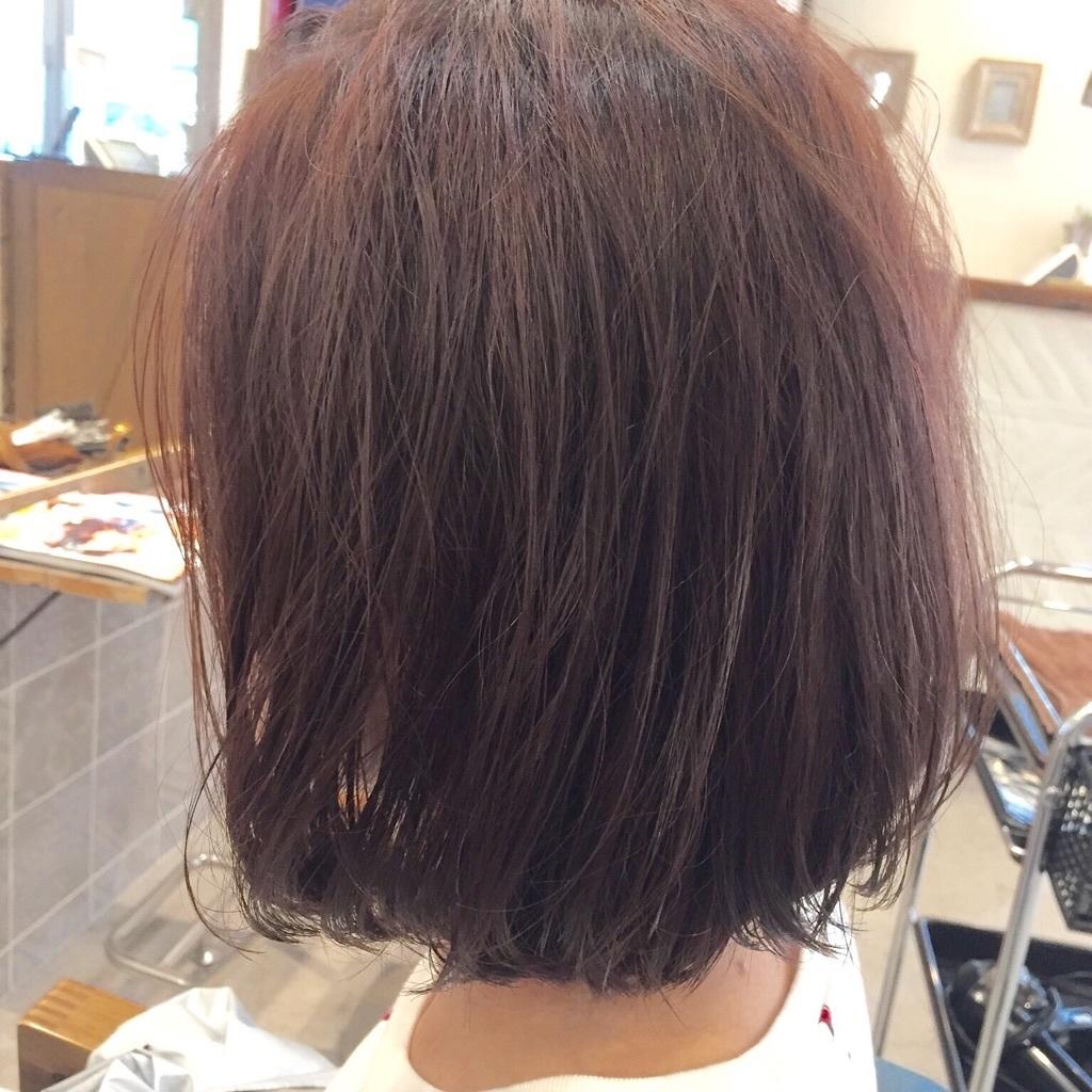 geek hairさんのヘアスタイルの写真。