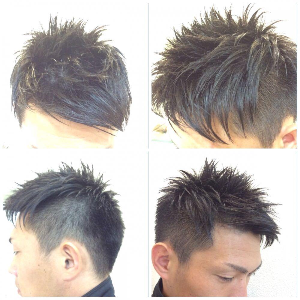 kousanさんのヘアスタイルの写真。テーマは『刈り上げ、スッキリ』