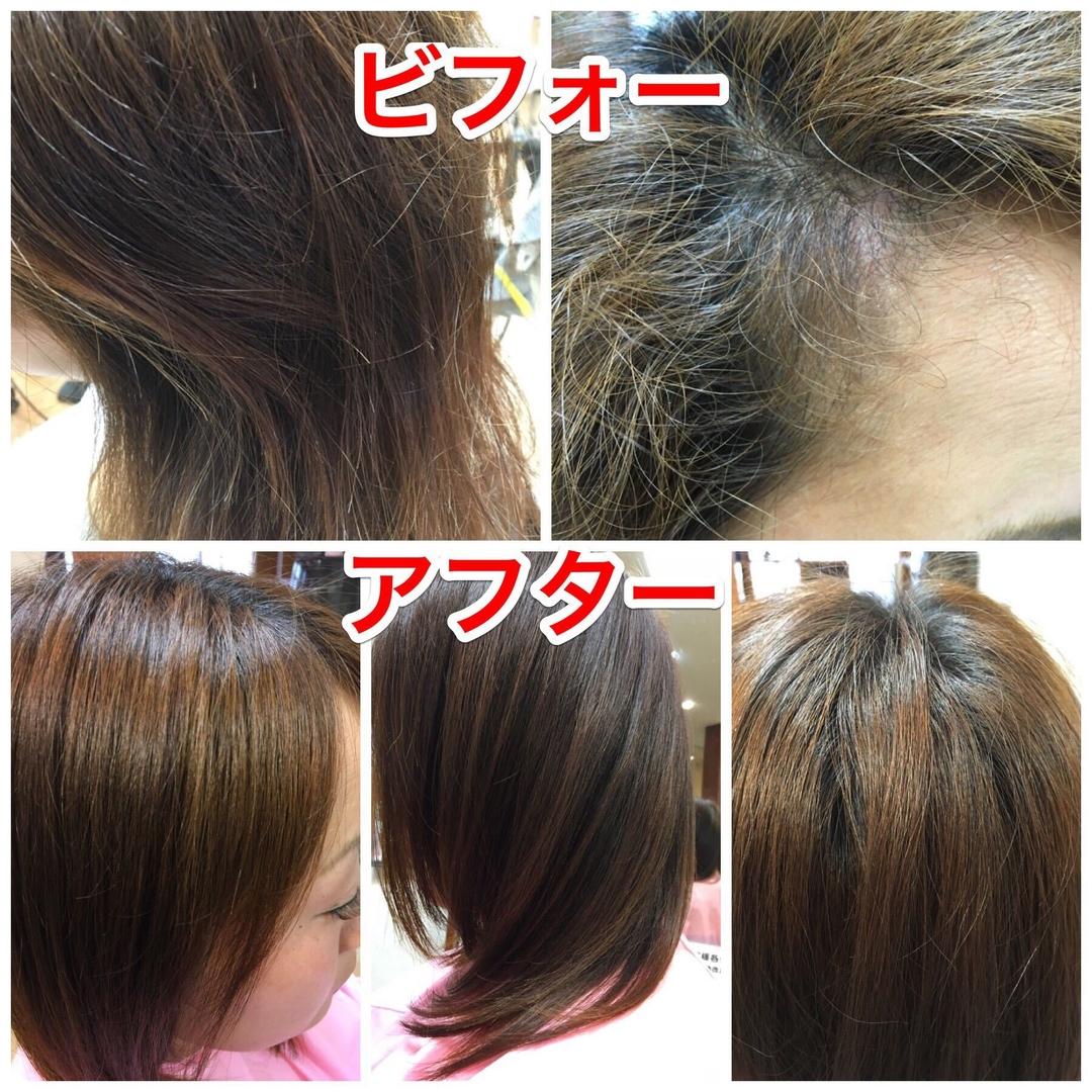 kousanさんのヘアスタイルの写真。テーマは『縮毛矯正、ストレート、ナチュラル縮毛矯正、ナチュラルストレート、自然なストレート、K』