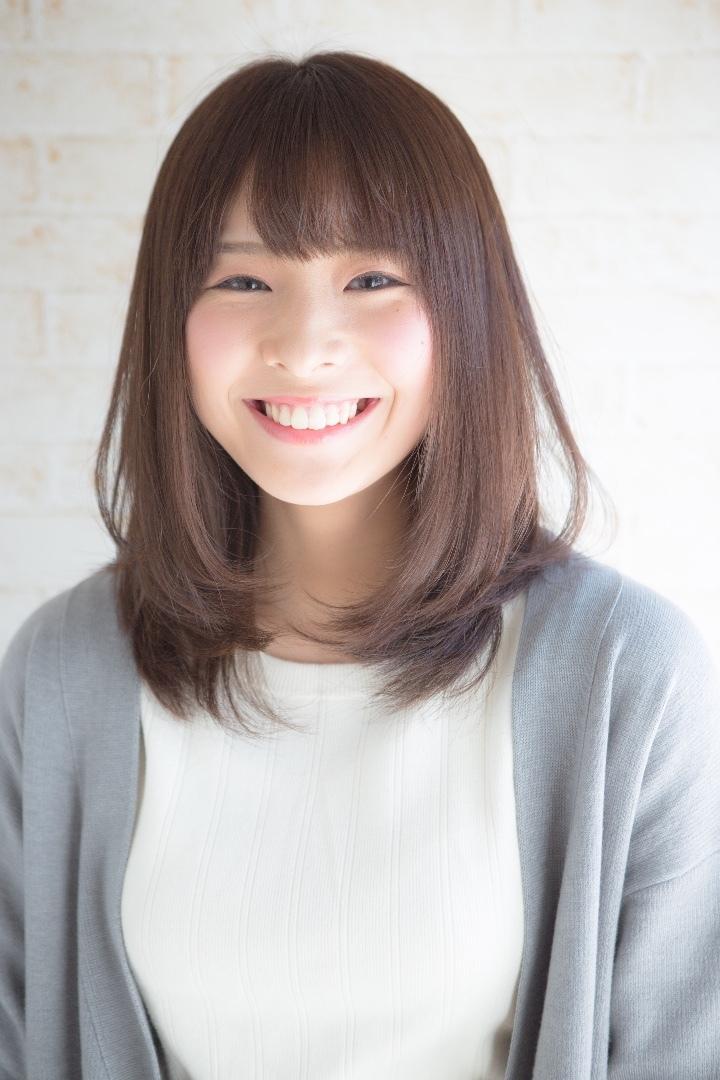 角 大輔さんのヘアスタイルの写真。テーマは『ミディアム、カット、カラー、福岡、天神、大名、LINKHAIRDESIGN』