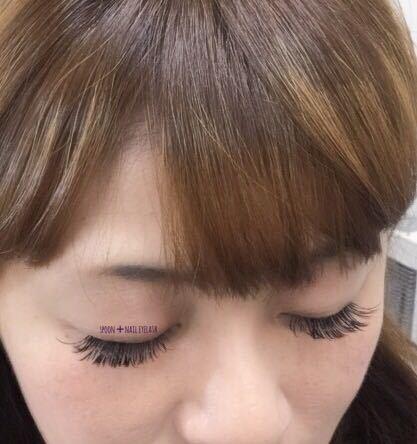 spoon+ eyelashさんのネイルデザインの写真。テーマは『spoon+、spoon+naileyelash、岐阜市マツエクサロン、まつげ、マツエク、まつ毛エクステ、3D、3Dレイヤー、ボリュームラッシュ』