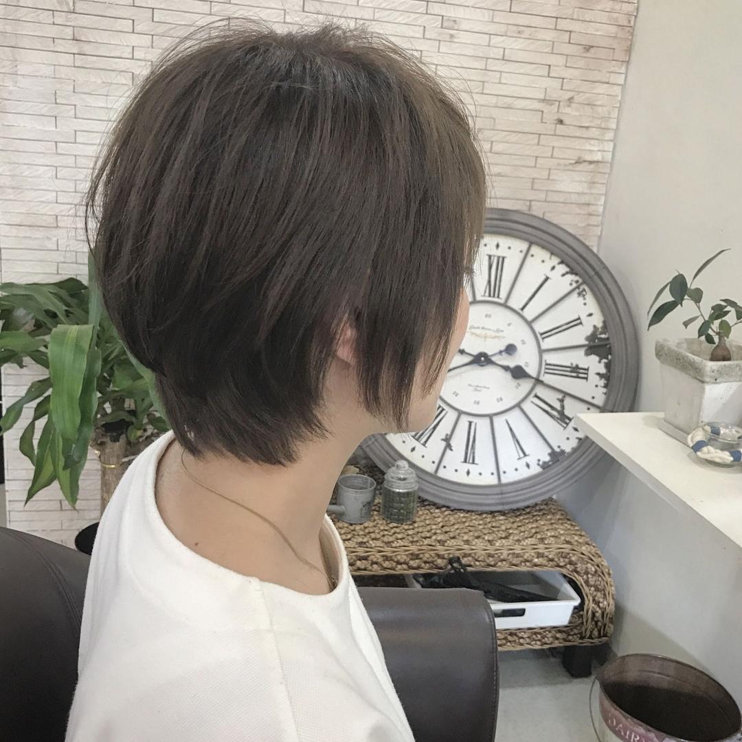 YUSUKE NAKAMURAさんのヘアスタイルの写真。テーマは『春ヘア、大人かわいい、カワイイ、ショート、ショートボブ』