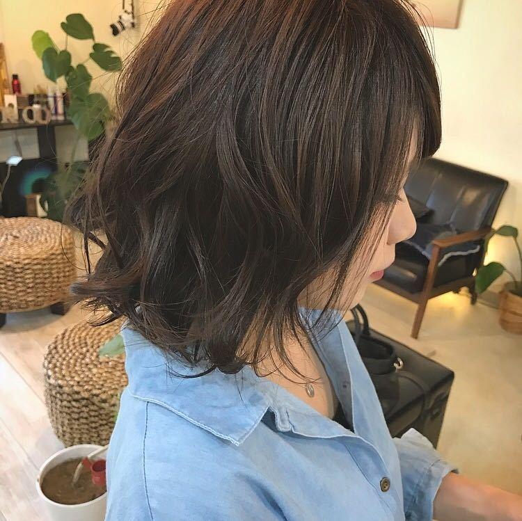 YUSUKE NAKAMURAさんのヘアスタイルの写真。テーマは『大人かわいい、カワイイ、外ハネ、ボブ』