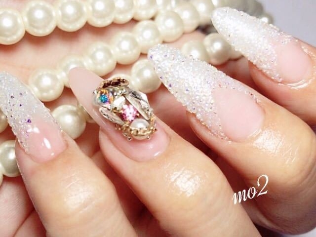 mo2さんのネイルデザインの写真。テーマは『mo2、novobyshowroom、北九州市、小倉北区、nailstagram、nail、nailsalon、beauty、nailart、kokoist、美爪、美甲、美甲師、指甲、指甲彩繪、指甲畫花、大人女子、おしゃれ、2017、夏、スカルプ、mismarias』