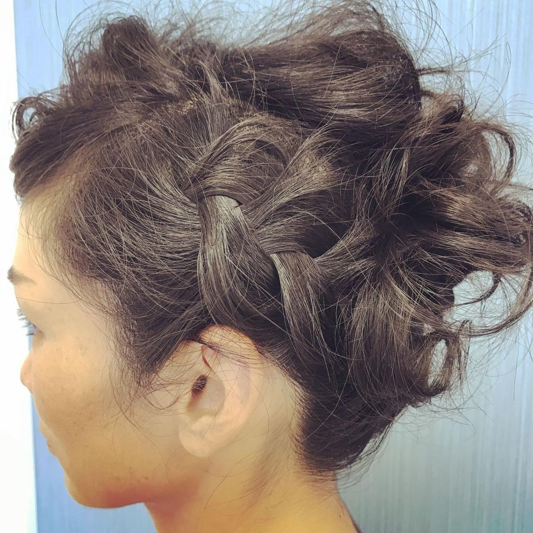 tamamiさんのエステの写真。テーマは『ヘアセット、ヘアアレンジ、アジールヘア、美容室三原市、美容院三原市』