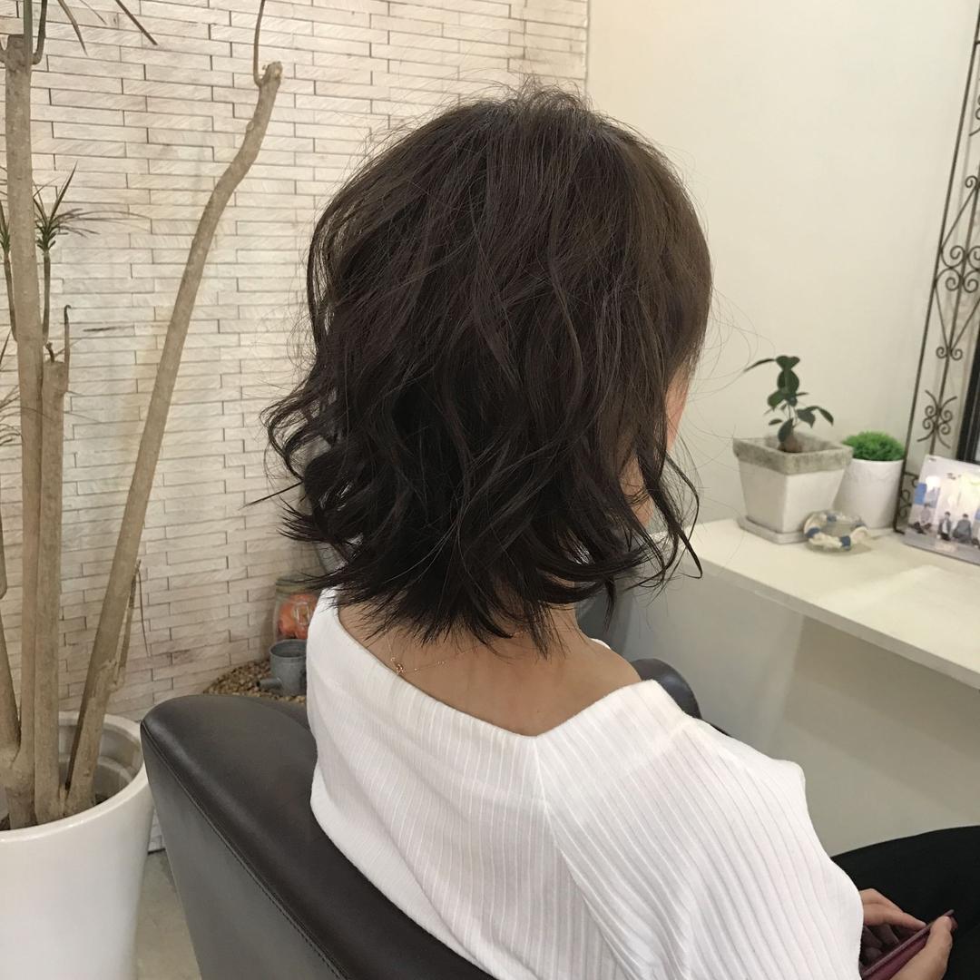 YUSUKE NAKAMURAさんの写真。テーマは『ゆるふわ、暗髪、パーマ、くせ毛風』