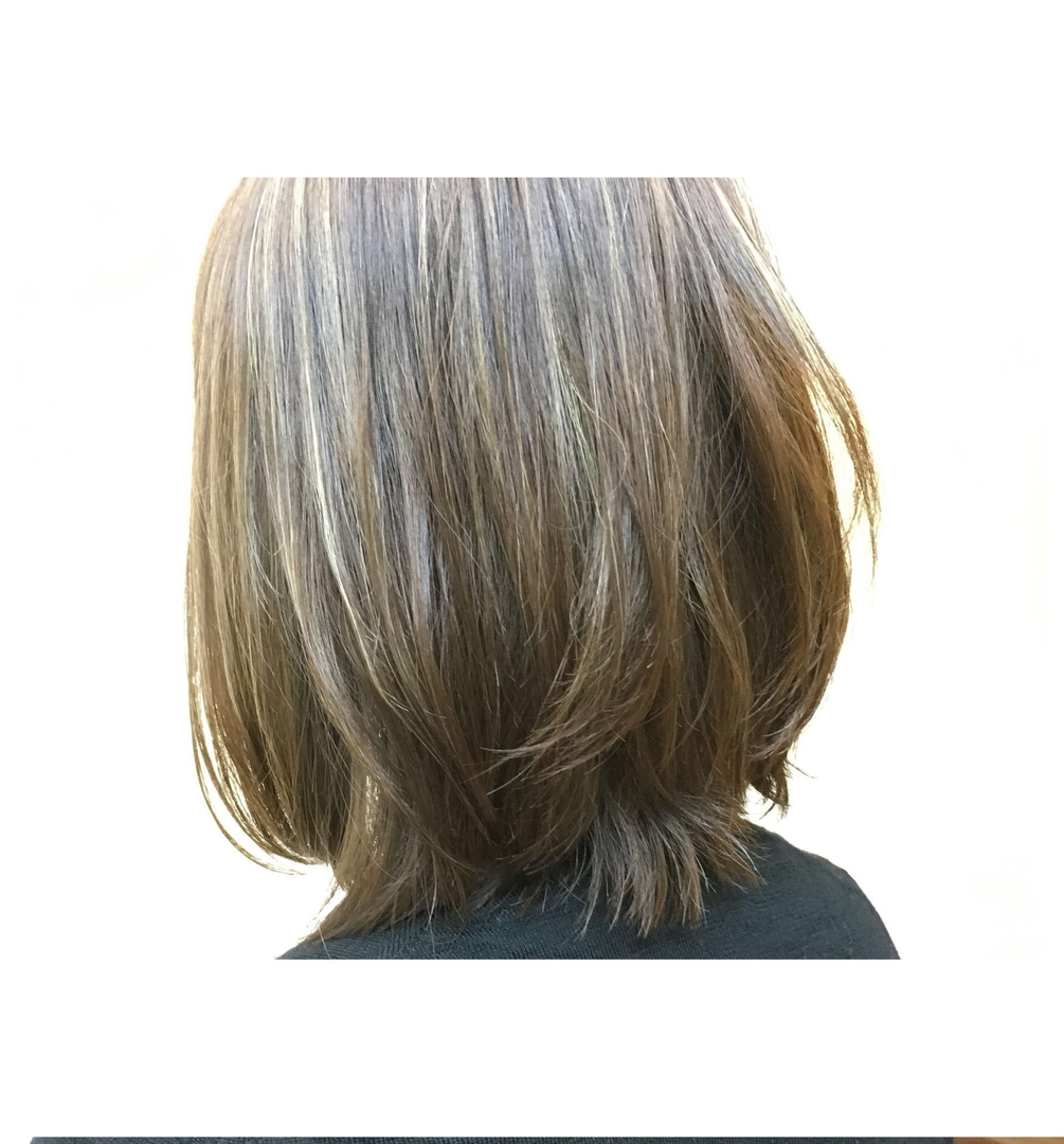 alegriahair01さんのヘアスタイルの写真。テーマは『へアスタイル、アッシュ、ハイライト、カラー、美容室、アレグリアヘアー』