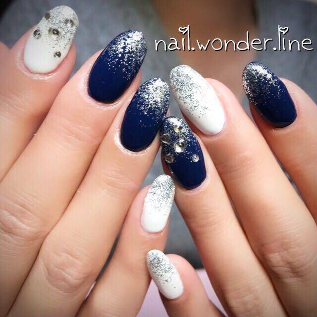 nail,wonder,lineさんのネイルデザインの写真。テーマは『クリスマス