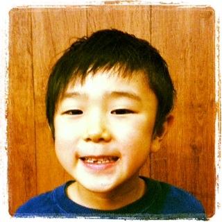 Inada Naotoさんのヘアスタイルの写真。テーマは『キッズヘア 、須賀川 、美容 、理容 、床屋』