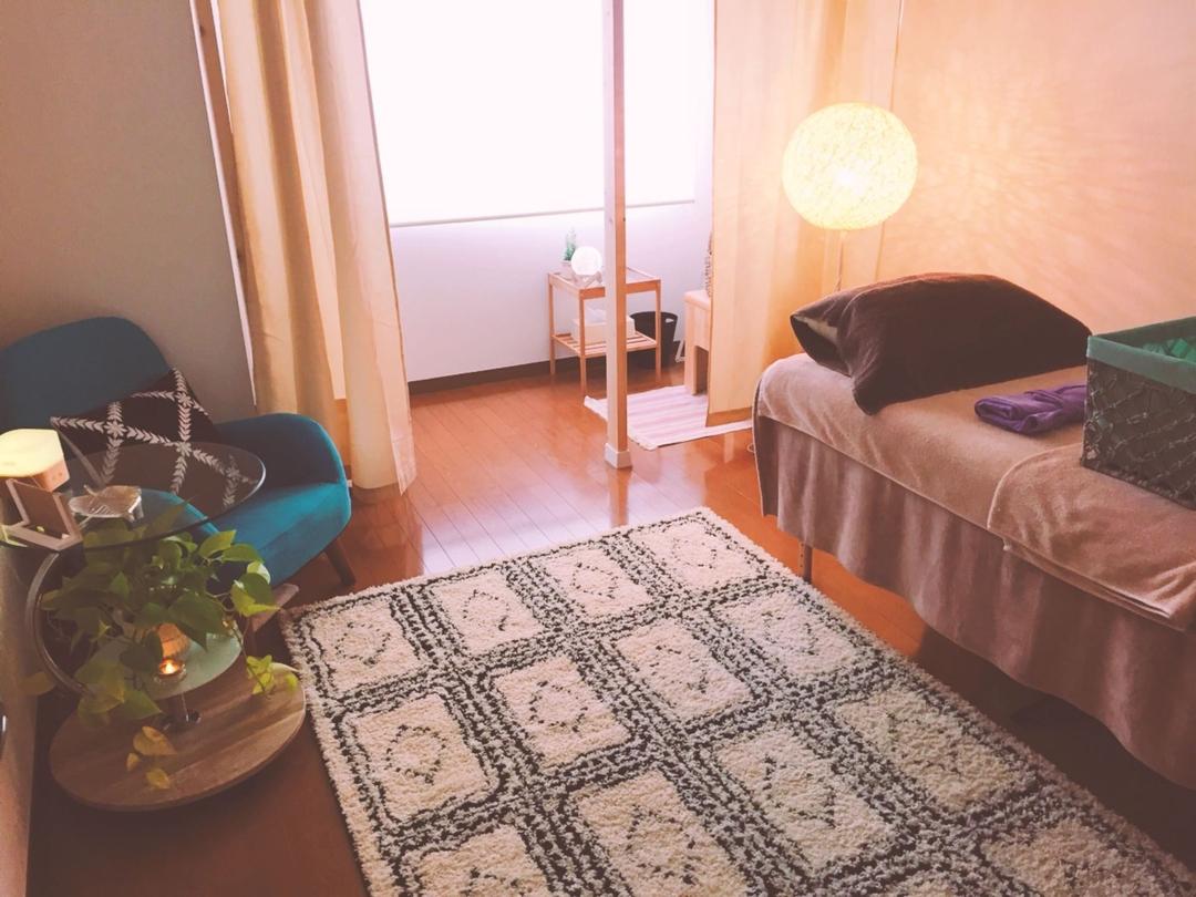プライベートサロンLuce《ルーチェ》さんのリラクゼーションの写真。テーマは『福島県、福島市、福島市リラクゼーションサロン、リラクゼーション、プライベートサロン、隠れ家サロン、温活サロン、マッサージ、完全予約制、完全個室、よもぎ蒸し、ルーチェ、Luce』