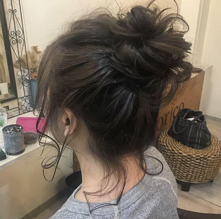 YUSUKE NAKAMURAさんのヘアスタイルの写真。