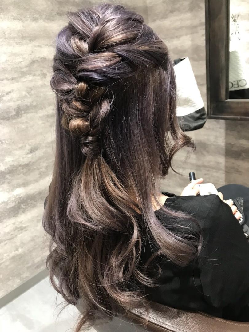 hair Blancoさんのヘアスタイルの写真。テーマは『撮影メイク、メイクさん、メイクさんと繋がりたい、美容室浜松、浜松、美容室、美容院、イルミナカラー、アシスタント募集、アディクシー、ブルージュ、グレージュ、オリージュ、グラデーション、バレイヤージュ、ハイライト、外国人風カラー、デザインカラー、エヌドット、ミルボン、モロッカンオイル、カラーシャンプー、グレーパール、テールカラー、hairBlanco、ヘアーブランコ、hairblanco浜松、ヘアーブランコ浜松』